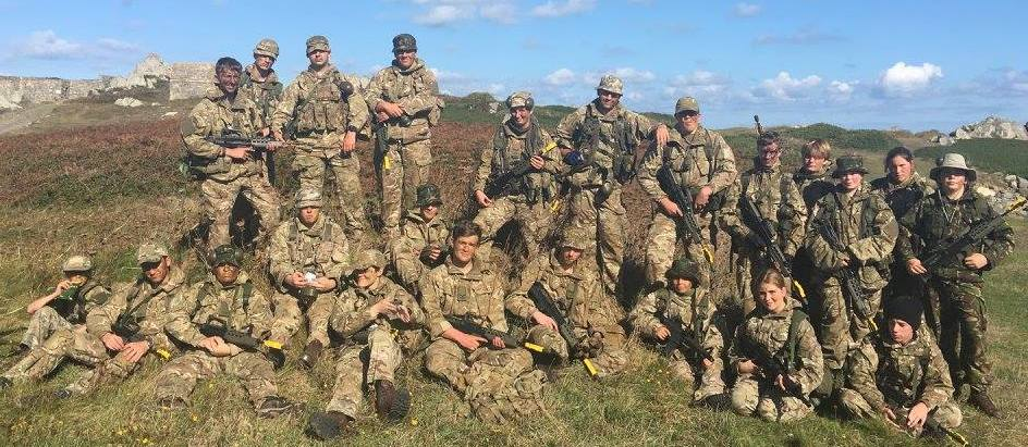 Guernsey Army Cadet Force – Come & Join Us